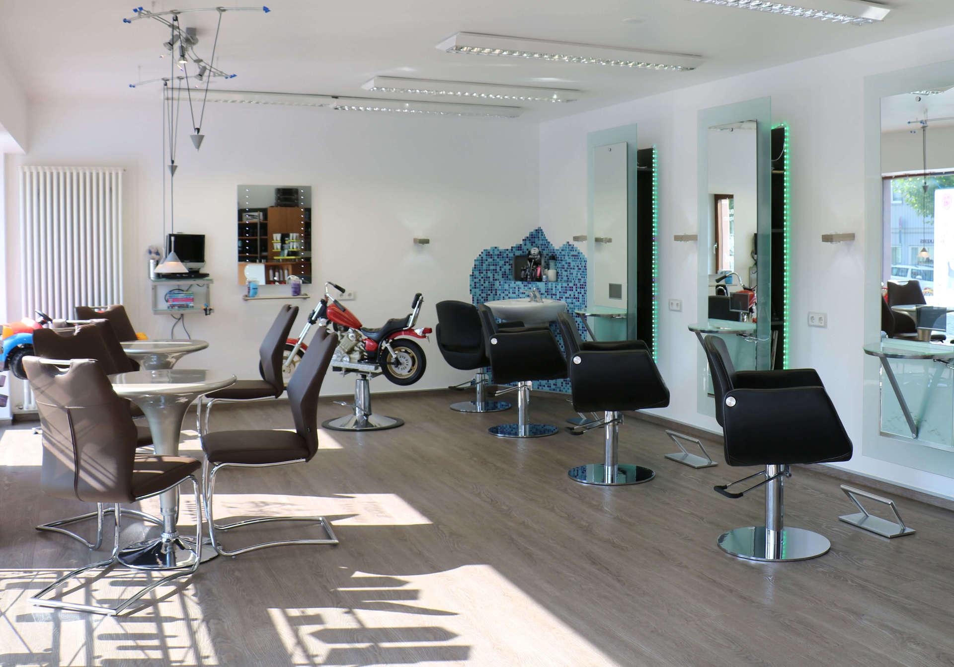 Salon - Friseursalon Ruppel Oberursel